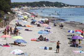 Brote familiar de coronavirus en Ibiza