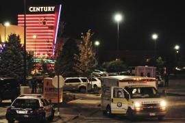 Matanza en Denver durante el estreno de la película 'Batman'