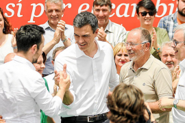 Rafa Ruiz está «decepcionado» con el presidente Pedro Sánchez
