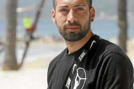 Salvatore Pizancio: «Ses Figueretes tiene potencial para ser un lugar de referencia durante todo el año»
