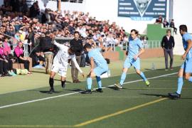 La UD Ibiza y la Peña Deportiva disputan esta tarde un partido amistoso