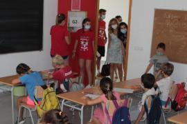 Las escuelas de verano de Santa Eulària abren sus puertas con 500 inscritos