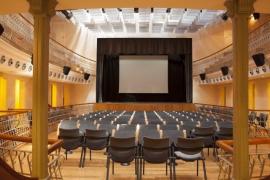 El Teatro España reabre sus puertas