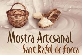La Mostra Artesanal de Sant Rafel inaugura mañana su novena edición