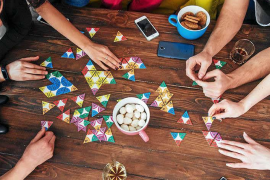 Juegos de mesa, afición y negocio