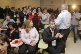 El PSOE ibicenco pierde afiliados mientras que el PP gana 1.000 en los últimos tres años