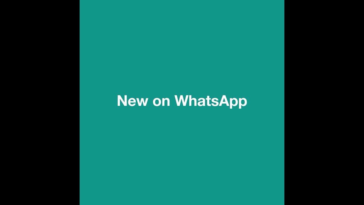 Así puedes activar los nuevos stickers animados de WhatsApp