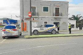 Una alarma evita un allanamiento de morada en una vivienda 'alquilada' ilegalmente en Ibiza