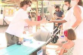 Formentera pide a los turistas responsabilidad frente al coronavirus