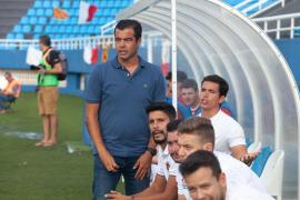 José Pérez Herrera no seguirá en el CD Ibiza la próxima temporada