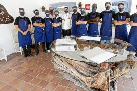 Abre Es Tragón, primera restaurante estrella Michelin en Ibiza