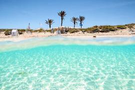 Lo mejor del mar en uno de los enclaves más bellos de Formentera