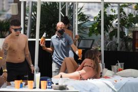 La 'nueva normalidad' de O Beach Ibiza, en imágenes (Fotos: Marcelo Sastre)