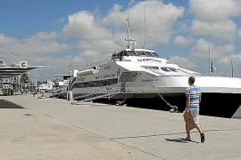 ENE pide que se mantenga la actual estación de Formentera