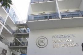 Ingresada en la UCI una mujer atropellada en Ibiza