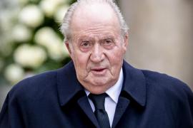 Òmnium Cultural se querella contra el rey Juan Carlos