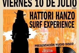 Hattori Hanzo Surf Experience en Cafeclub es Gremi