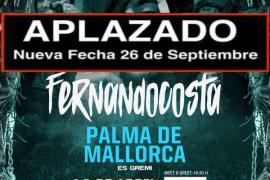 Concierto de Fernandocosta en Es Gremi