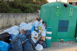 Santa Margalida multará con hasta 500 euros el abandono de basura en Son Serra