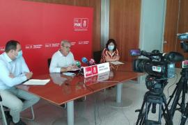 Los socialistas en el Consell d'Eivissa hacen un balance negativo del primer año de Vicent Marí