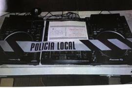 Un detenido en una fiesta ilegal en Ibiza
