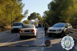 Dos detenidos en Sant Josep por delitos contra la salud pública