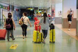 El aeropuerto de Ibiza registrará 118 vuelos este domingo
