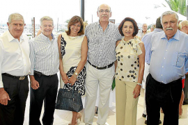 palma homenaje a tofol sbert / JUAN ALBERTI MANUEL FERNANDEZ - ROCA