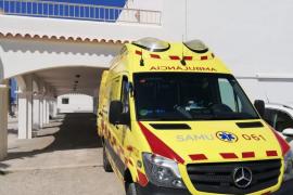Formentera cuenta con una segunda ambulancia del 061
