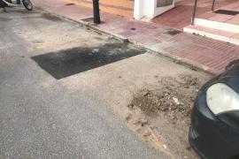 El PSOE de Santa Eulària propone al ayuntamiento un plan integral de mejora y embellecimiento de Santa Gertrudis