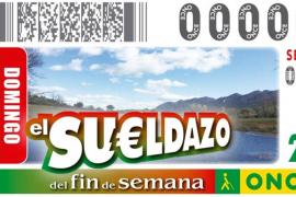 La ONCE deja en Sant Antoni un 'Sueldazo' de 2.000 euros al mes durante diez años