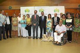 Premio solidarios de la ONCE
