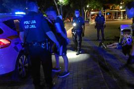 Investigan el móvil de la agresión que dejó a un joven inconsciente en Ibiza