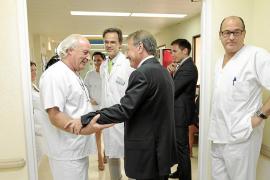 El Govern no da una fecha de puesta en marcha del nuevo hospital de Can Misses