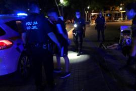 Seis detenidos en Ibiza por el robo con violencia de un teléfono móvil que dejó a la víctima inconsciente