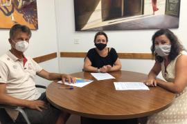 Convenio de colaboración con el Club Surf Formentera
