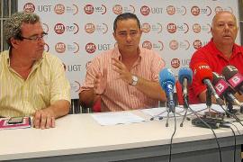 El TJSB confirma la suspensión del aumento de sueldos del equipo de Bauzá
