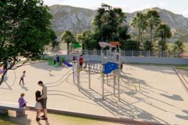 Vila renovará el parque infantil de Cas Serres