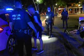 Orden de alejamiento para cuatro jóvenes que dejaron inconsciente a golpes a un chico en Ibiza