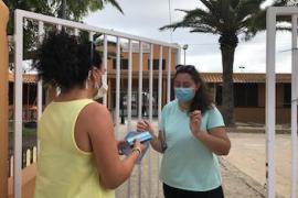 183 niños disfrutan de la Escola d'Estiu del Consell de Formentera