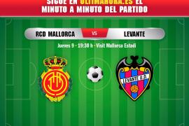 DIRECTO   Real Mallorca-Levante