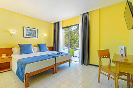 El 'hotel puente' de Ibiza estará operativo hasta el 30 de septiembre para atender turistas con coronavirus