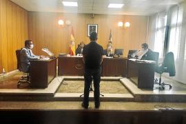 Condenado a dos años de cárcel por abusar y acosar a su inquilina en Palma