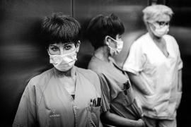 El ojo de Jaume Ramis, en primera línea de la pandemia