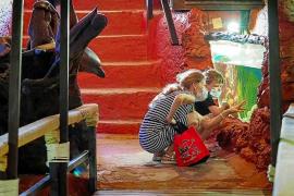 30 años de acuario y una vida dedicada al cuidado del mar pitiuso