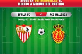 Sevilla-Real Mallorca, en directo