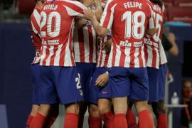 Diego Costa asegura el billete a la Champions del Atlético