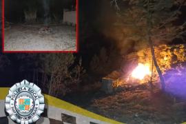 Los bomberos sofocan tres incendios en cuestión seis horas
