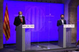 La Generalitat anuncia un decreto ley para confinar en el Segrià y desafía a la justicia