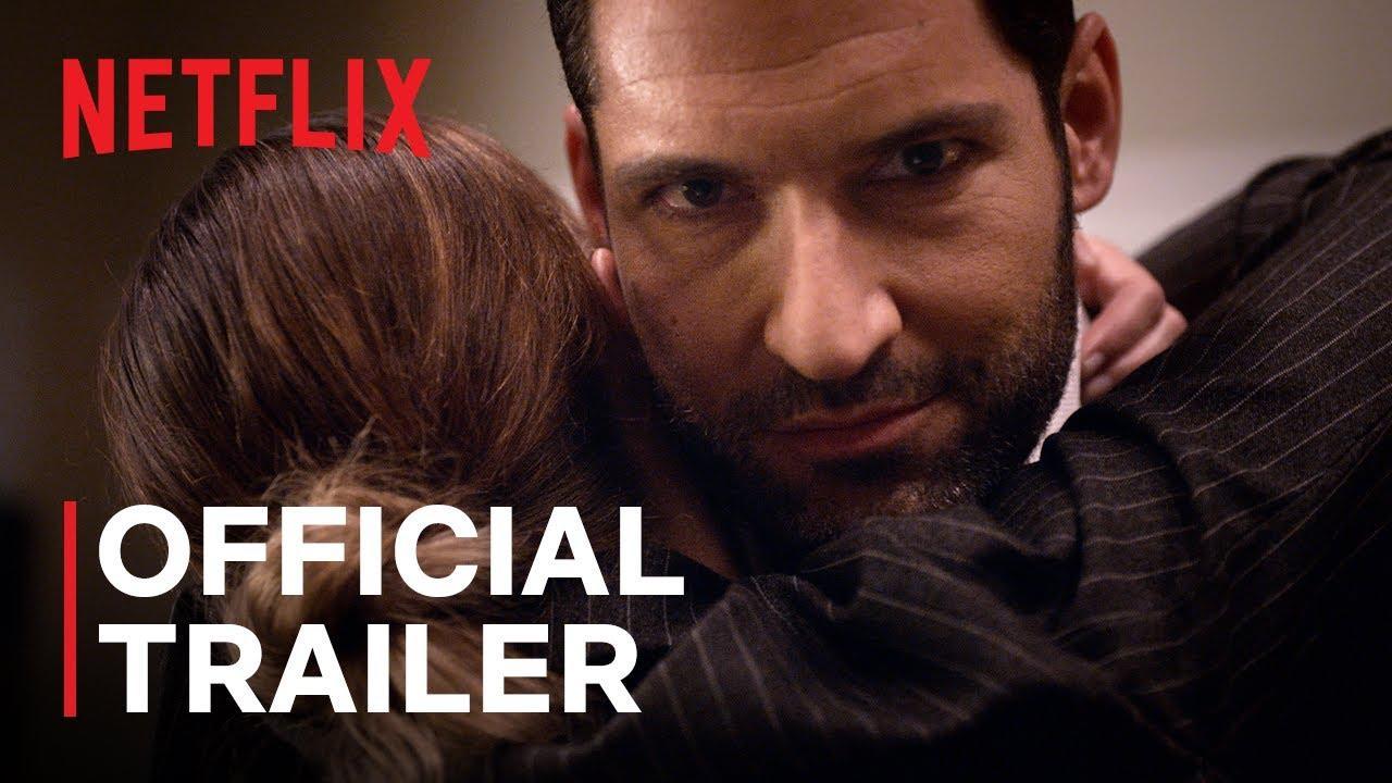 Netflix estrena el tráiler de la quinta temporada de 'Lucifer'